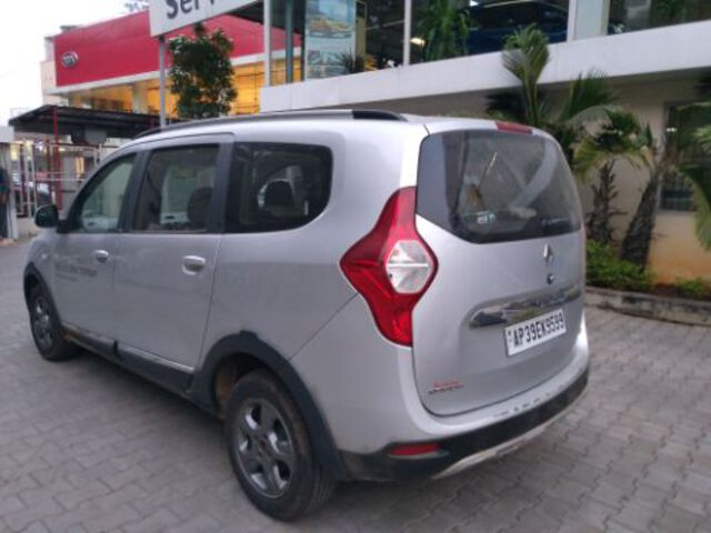 Exterior Lodgy  Silver