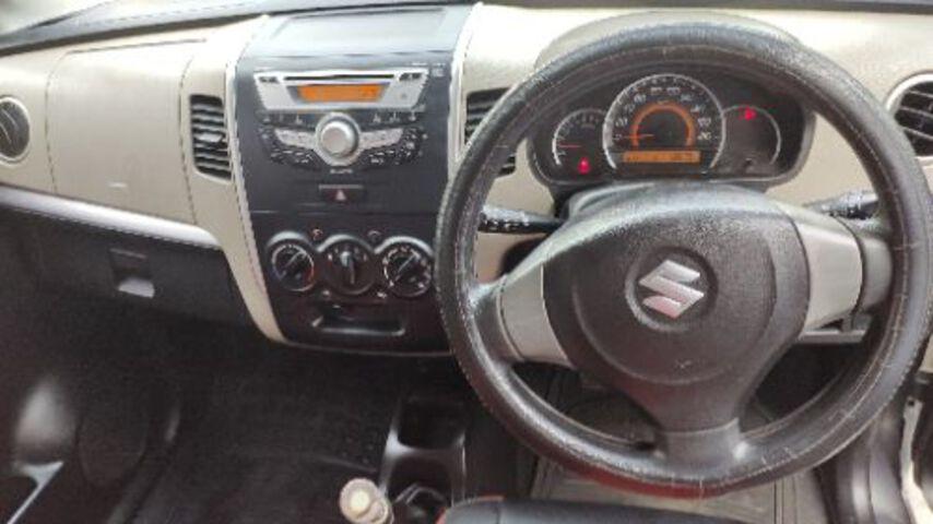 Exterior Wagon R  Grey