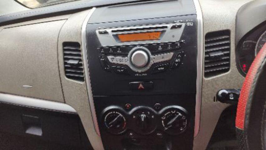 Interior Wagon R  Grey