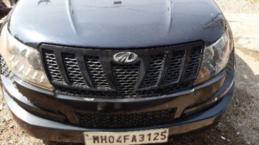 Exterior XUV 500  Black